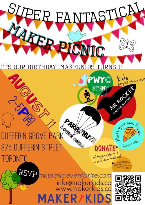 MakerKids-Picnic-POSTER