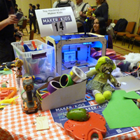 Toy Hacking Booth