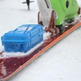 Sensor-Enhanced, Network-Ready Skis